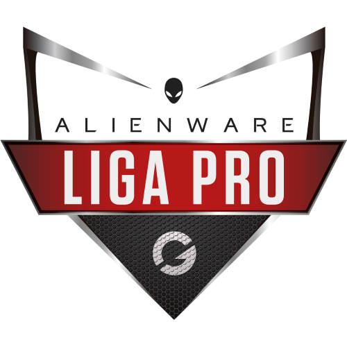 Alienware Liga Pro Gamers Club - OCT/18