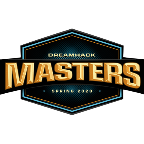 DreamHack Masters Spring 2020 - North America Closed Qualifier