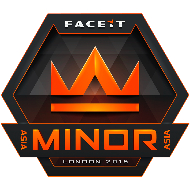 Asia Minor Middle East & South Asia Open Qualifier - FACEIT Major 2018