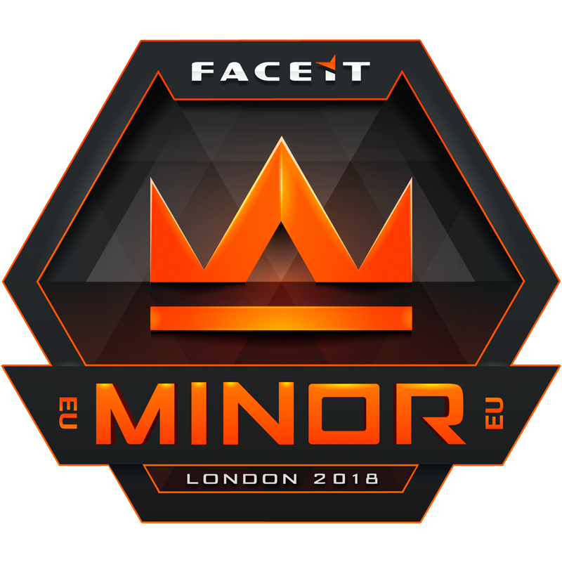 Europe Minor Open Qualifier 2 - FACEIT Major 2018