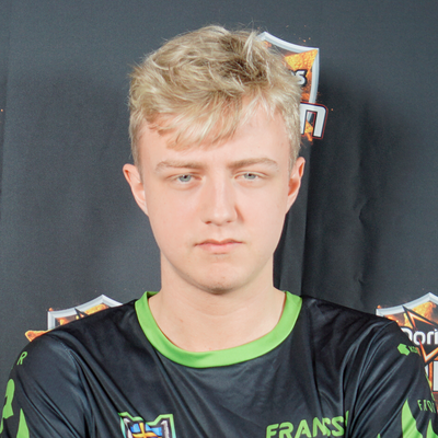 Image of CS:GO player FRANSSON