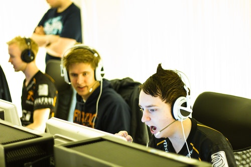 dsn and GeT_RiGhT from fnatic