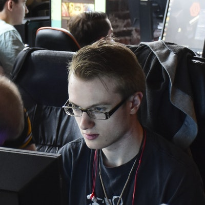 Image of CS:GO player halo