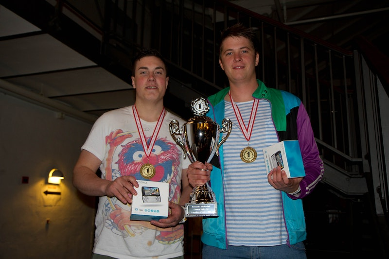 Danish Championship winners turkizh and woodi