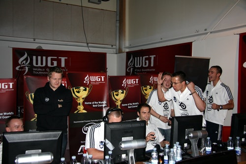MYM winning WGT when defeating roccat 2-0 in maps and pocketing 60.000 SEK.