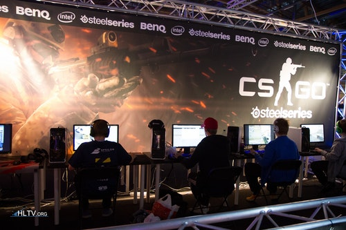 Epsilon getting ready to play
