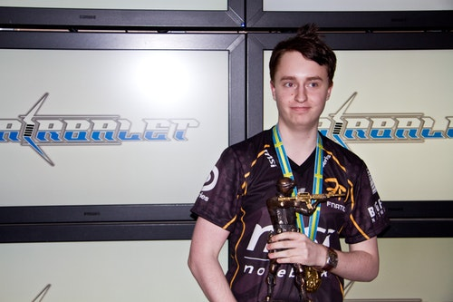 GeT_RiGhT, MVP of the tournament