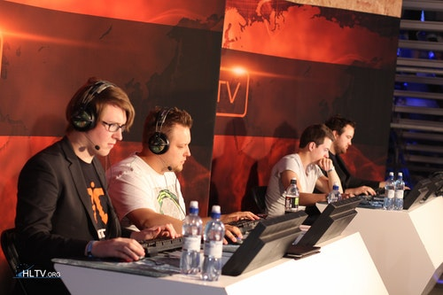 Casters of DHTV