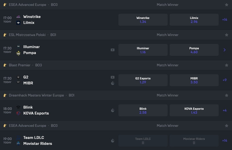 Verdict csgo betting best pools to bet on the preakness