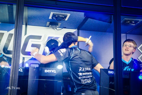 CLG after defeating LDLC
