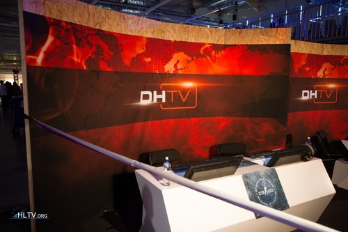 Casters booth