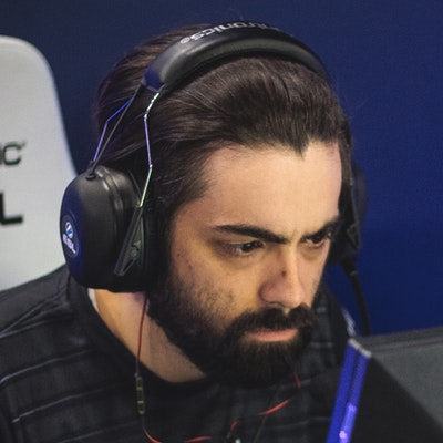 Image of CS:GO player hazed