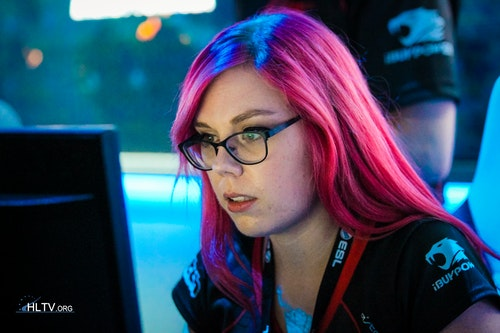 missharvey from CLG Red
