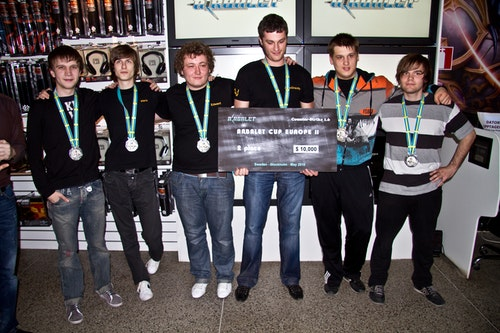 Na`Vi finished in 2nd place