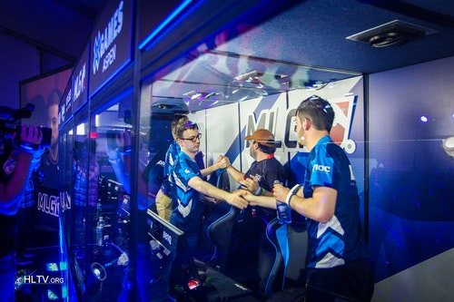 LDLC take the first map over NiP
