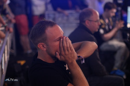 HeatoN during NiP's nail-biter against Publiclir.se