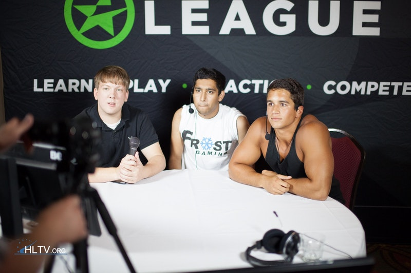 ShahZaM and fREAKAZOiD interviewed after their victory against MonoManiac