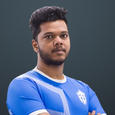Image of CS:GO player Excali
