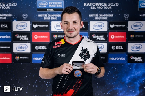 huNter- with his cs_summit 5 medal