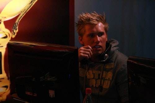 Friis a bit worried during last group stage match versus SoA.