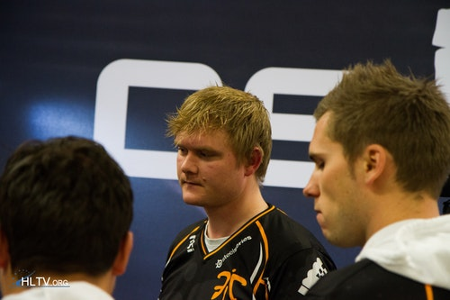 fnatic's newest addition, Rytter