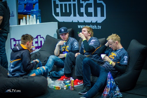 The fnatic camp