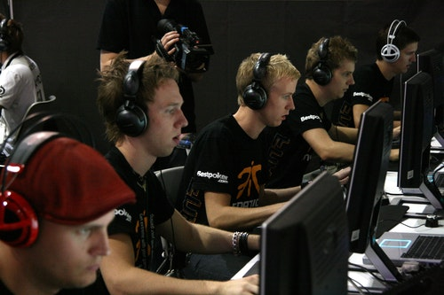 fnatic in action