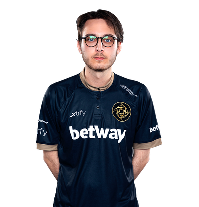Image of CS:GO player hampus