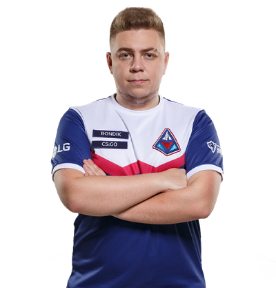Image of CS:GO player bondik