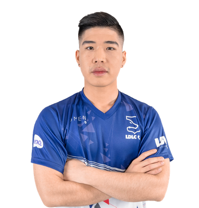 Image of CS:GO player SIXER