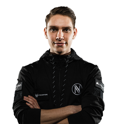 Image of CS:GO player MICHU
