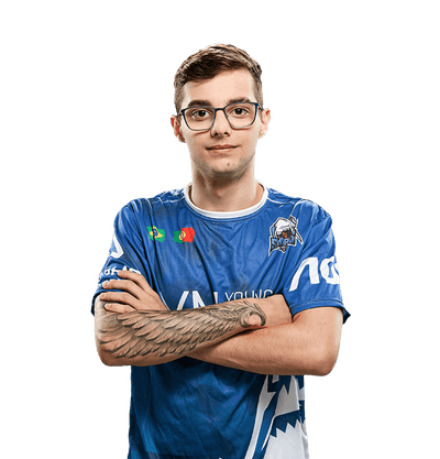 Image of CS:GO player RCF
