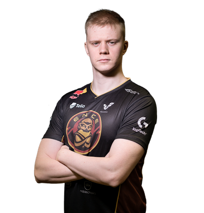 Image of CS:GO player Aerial