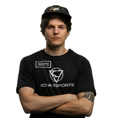 Image of CS:GO player STOVVE