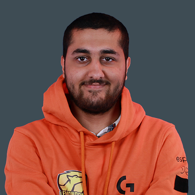 Ahmed 'gamersdont' Natik