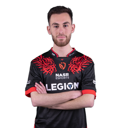 Image of CS:GO player REAL1ZE