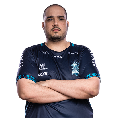 Image of CS:GO player ALLE