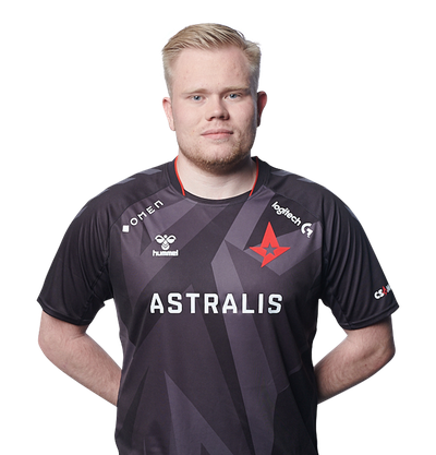 Image of CS:GO player Magisk
