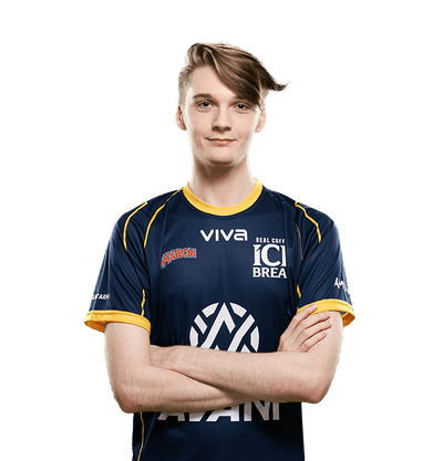 Image of CS:GO player sterling