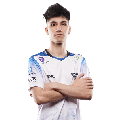 Image of CS:GO player fakzwall