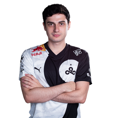 Image of CS:GO player mixwell