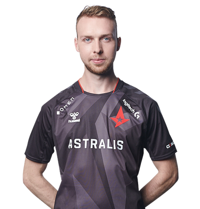 Image of CS:GO player gla1ve