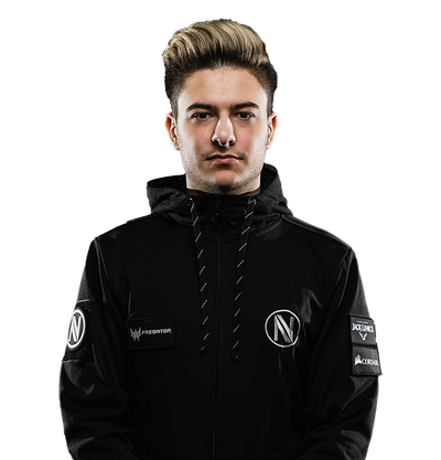 Image of CS:GO player Nifty