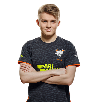 Image of CS:GO player qikert