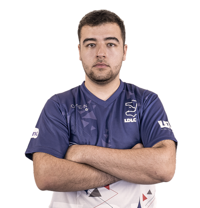 Image of CS:GO player afro