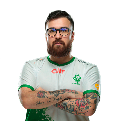 Image of CS:GO player RUBINO