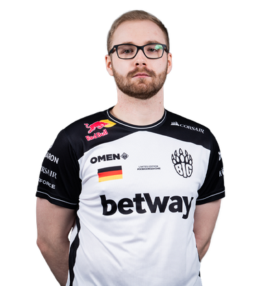 Image of CS:GO player tiziaN