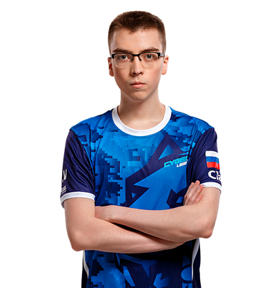Image of CS:GO player clax